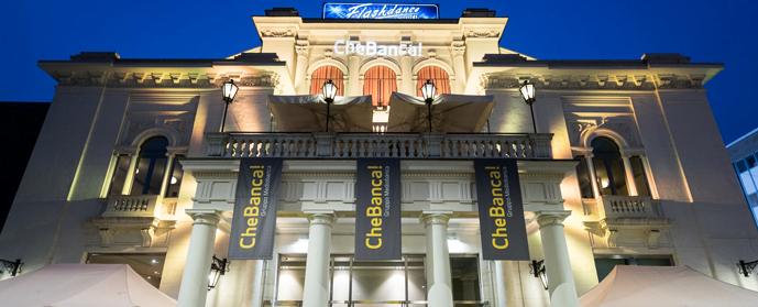 Teatro Nazionale CheBanca! di Milano