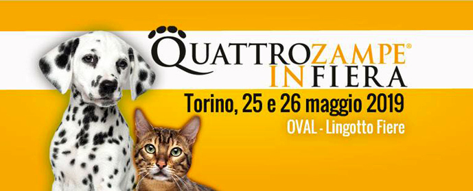 Quattrozampeinfiera all'Oval Lingotto Fiere