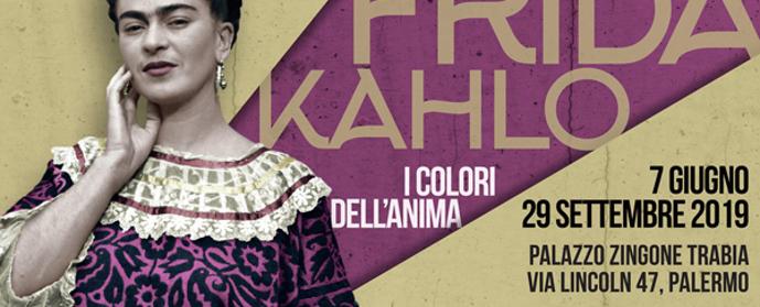 Frida Kahlo. I colori dell'anima