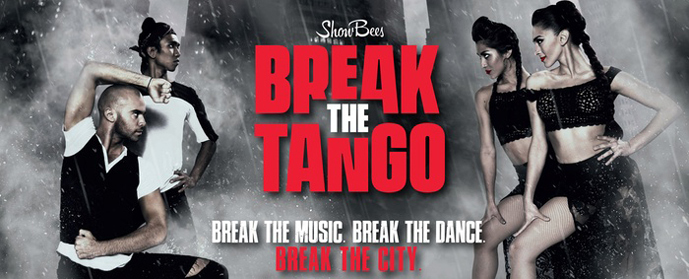 Break the Tango al Politeama Genovese
