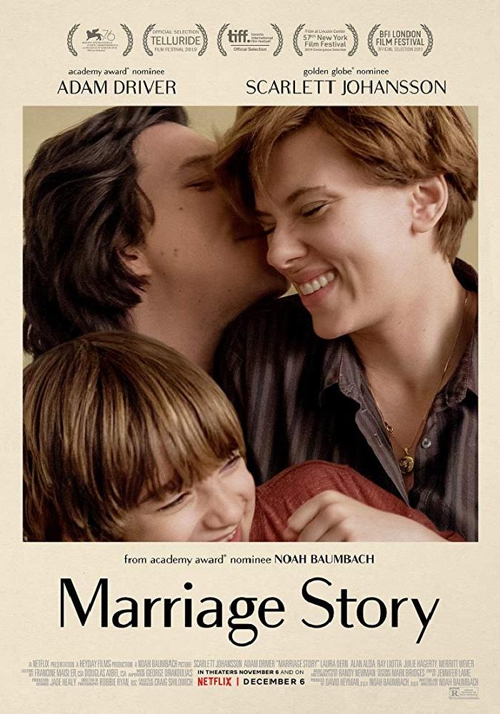 Storia di un matrimonio (Versione Originale)