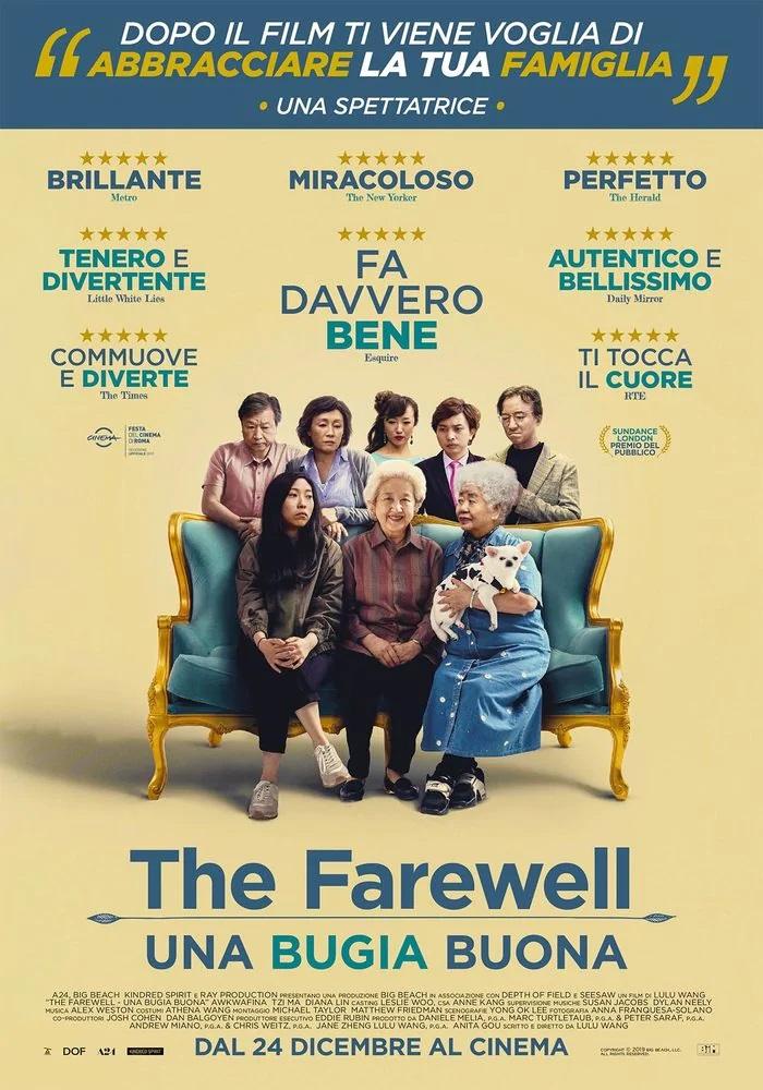 The farewell - Una bugia buona (Versione Originale)