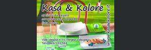 Kasa e Kolore: regali...per la casa