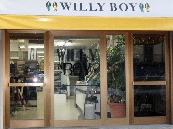 Willy Boy ragazzi italiani