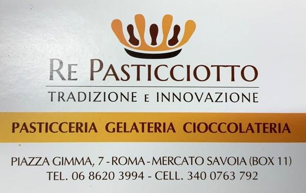 Re Pasticciotto